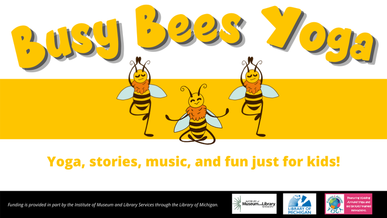 Busy Bees Yoga