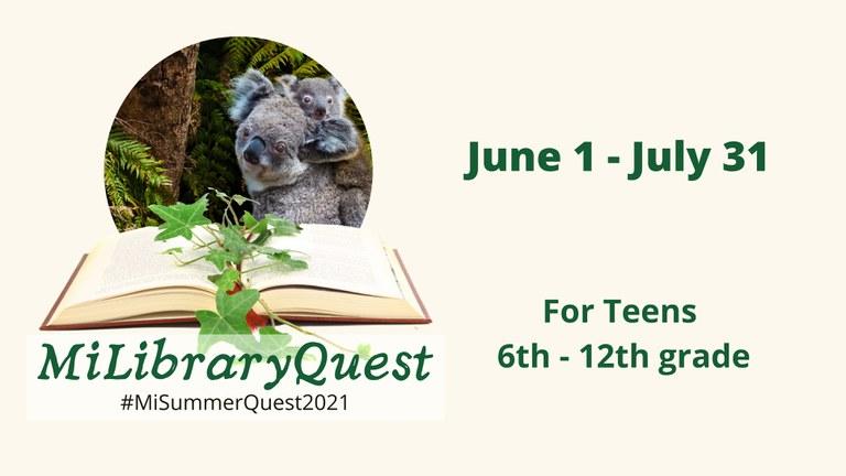 MI Summer Quest