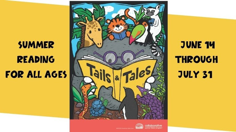 Tails & Tales Summer Reading for All Ages