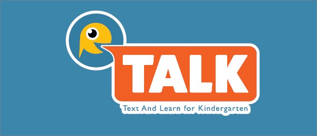 Talk Text and Learn Webpage Banner